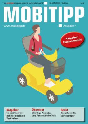 Cover Mobitipp Elektromobile (Urbicles)