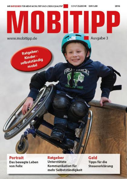 Cover vom Ratgeber Kinder selbstständig mobil - Ausgabe 3