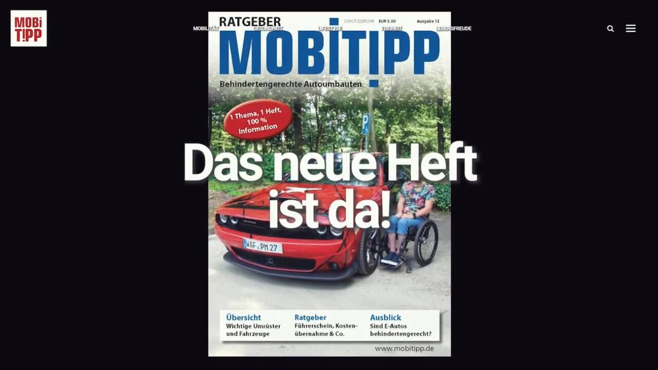 Cover einer Zeitschrift