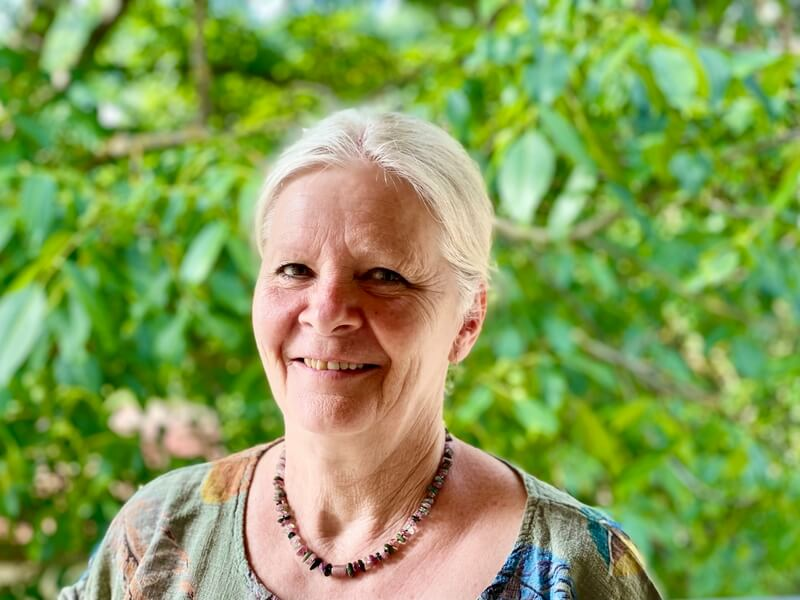Cornelia Sachs im Porträt